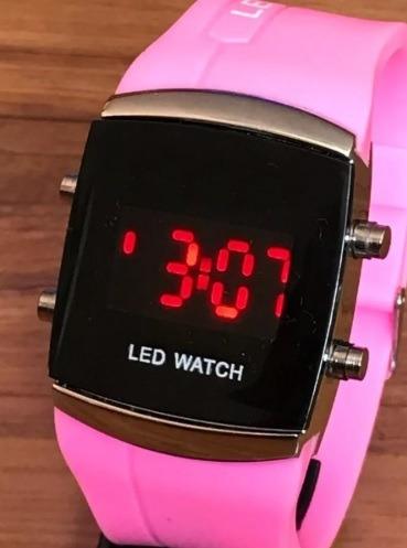 5f3f4073a8d Relógio Importado Digital Corrida Treino Esportivo Casual - R  39
