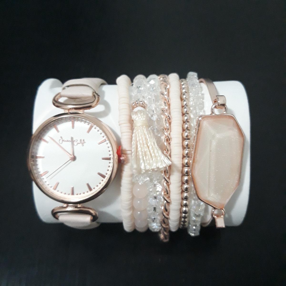 327dc8afdc1 relógio importado feminino rose gold - jessica carlyle. Carregando zoom.