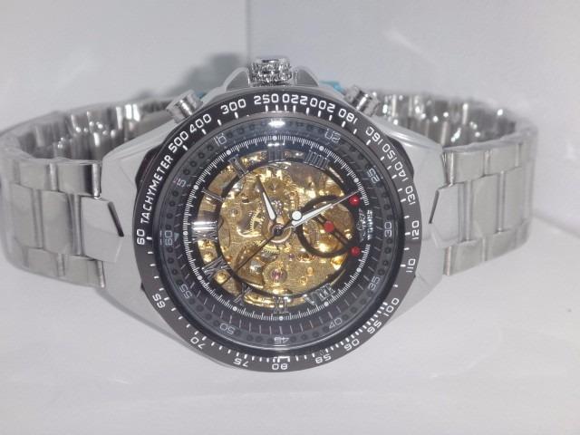 139cd1edd1c Relógio Importado Original Masculino Automático Aço Inox - R  170