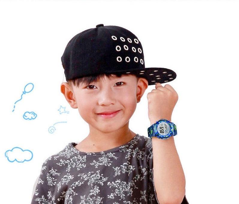 01e4f1974e7 Relogio Infantil Digital Coolboss Menino Menina Cores Sortid - R ...