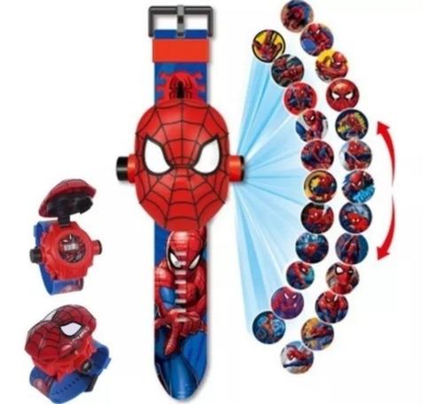 relógio infantil personagens projeta 24 imagens unidade