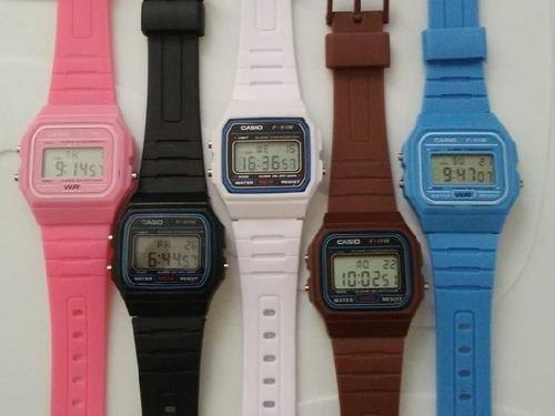 relógio infantil  retrô importado super oferta lote