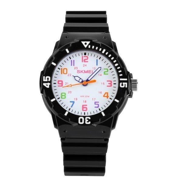 550483ac59a Relógio Infantil Skmei Analógico 1043 Pt - R  59