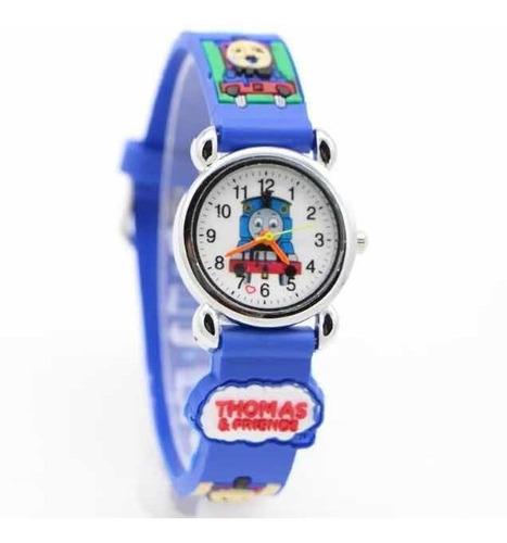relógio infantil thomas ou minie