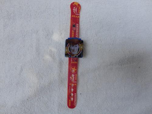 relógio infantil toy story digital