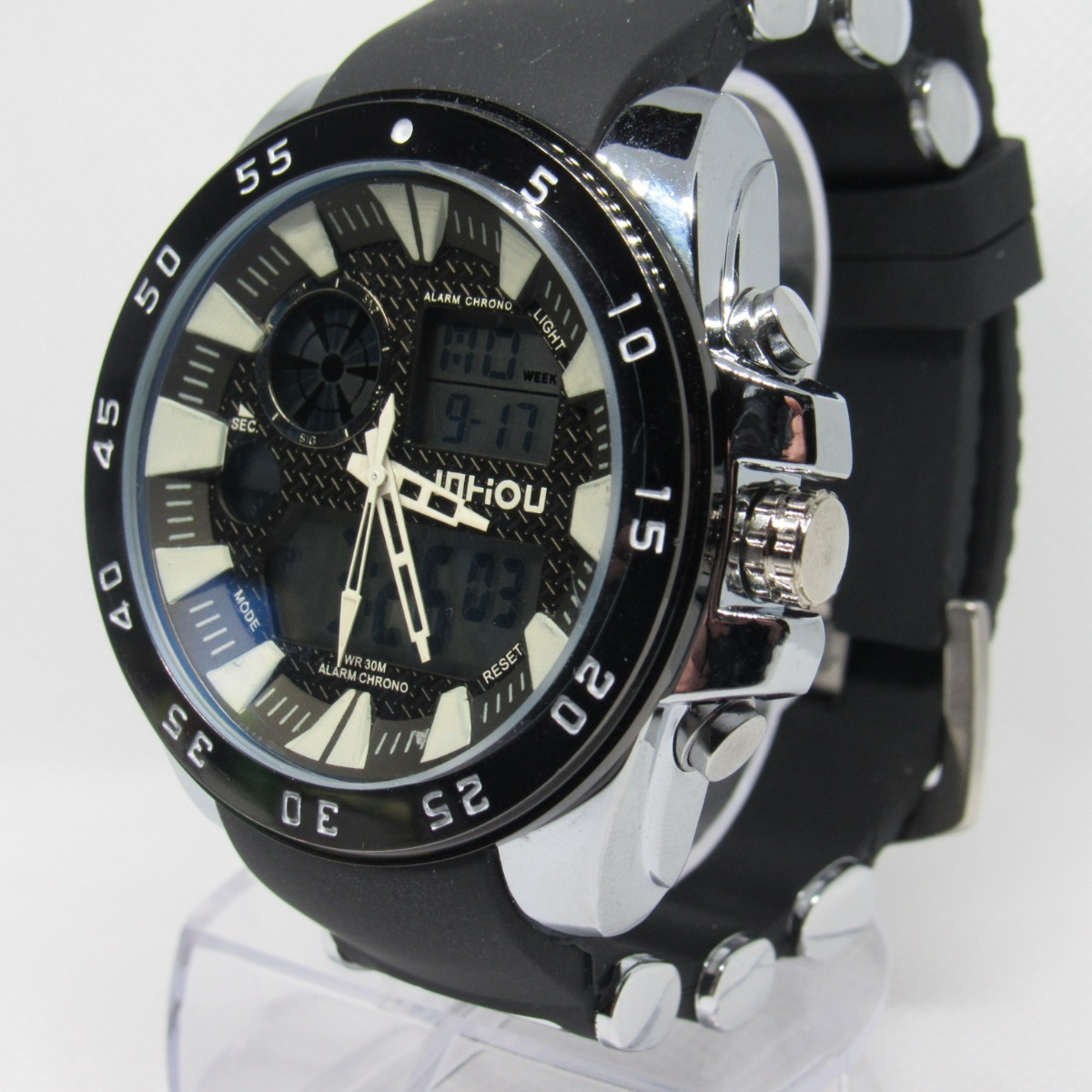 29db0903918 Relógio Inhou 8012 Shock Militar Moderno Esporte Prova Dagua - R  79 ...
