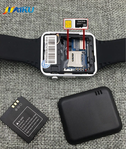 relógio inteligente  a1 com câmera  chamada do cartão sim.