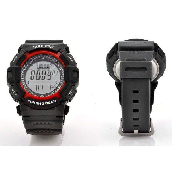67bab3e7050 Relógio Inteligente Altímetro Barômetro Termômetro E Gráfico - R ...