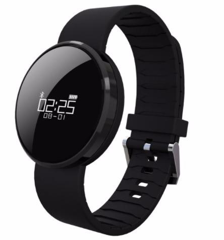 4d5a4fb6b16 Relógio Inteligente Pressão Sangüínea Batimentos Emborrachad - R ...