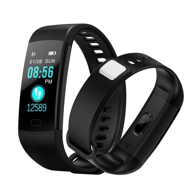 981b6280291 Relógio Inteligente Pulseira Smart Usb Melhor Que Mi Band Y5 - R ...