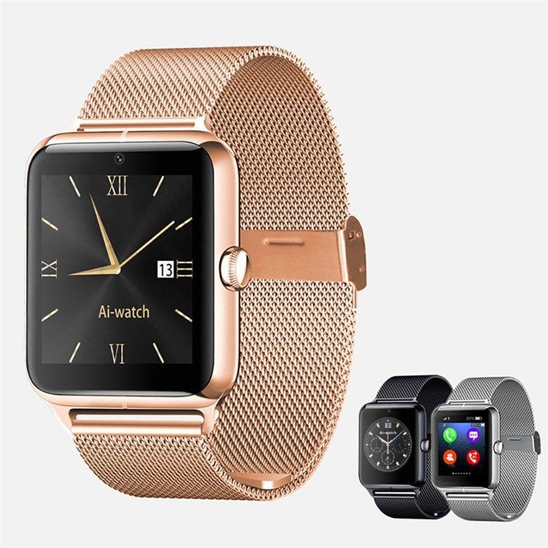 feb3c8e0bed Relógio Inteligente - Smart Watch - Z50 - R  200