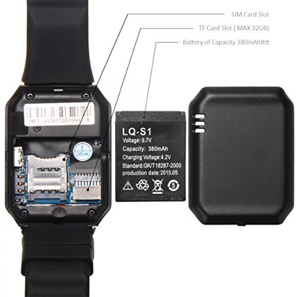5710c186748 relogio inteligente smartwatch bluetooth dz09 celular barato. Carregando  zoom.