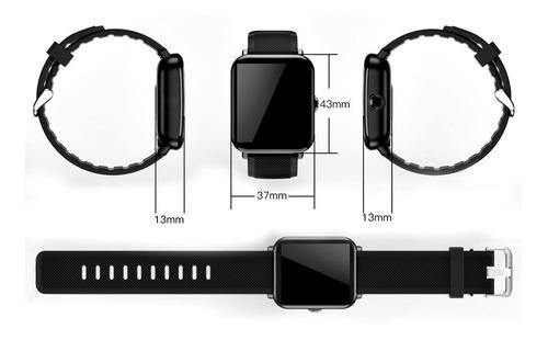 relógio inteligente smartwatch feminino e masculino fitness