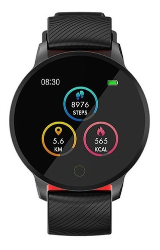 relógio inteligente smartwatch havit h1113a android e iphone