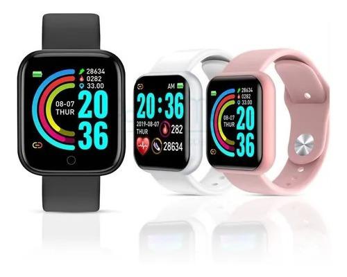 relógio inteligente smartwatch-leia a descrição-link descriç