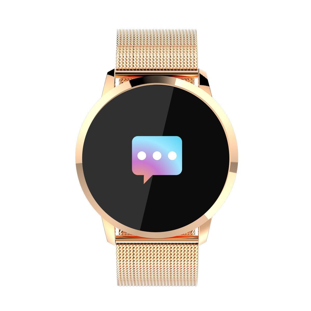 092f5d3e004 relógio inteligente smartwatch newwear q8 tela sensível. Carregando zoom.