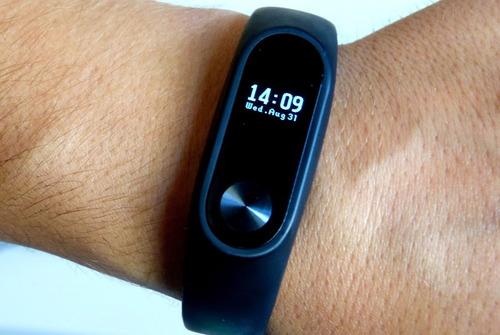 relógio inteligente xiaomi mi band 2 pulseira smart watch