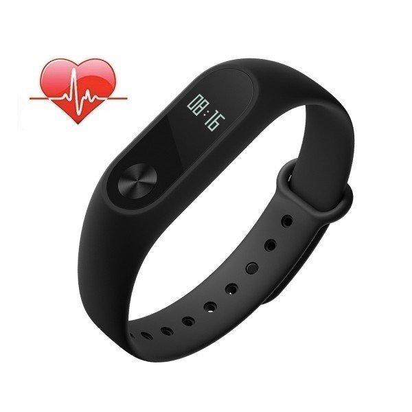 01b1b9d2e3b Relógio Inteligente Xiaomi Mi Band 2 Pulseira Smart Watch - R  133 ...