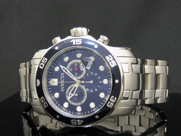 d197548e2d1 Relógio Invicta 0070 Pro Diver Collection - R  650