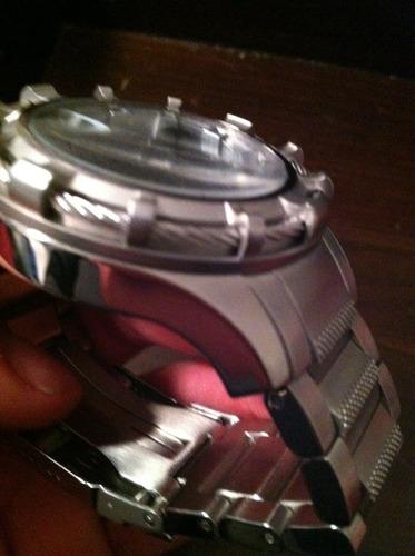 relógio invicta 1446 reserve bolt chronograph original!
