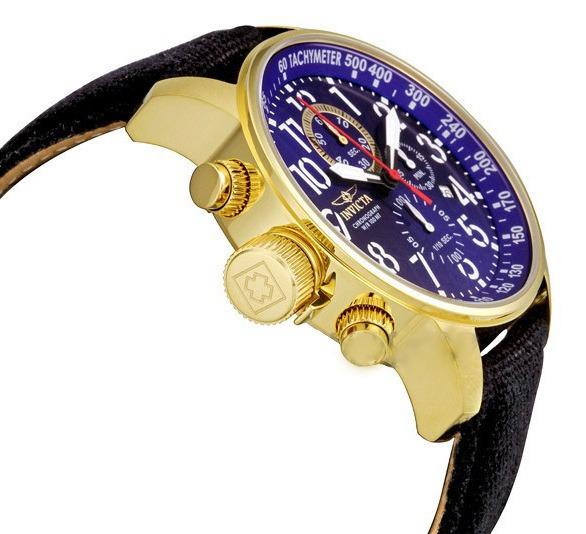 881866ea4b5 Relógio Invicta 1516 Masculino Banhado Ouro 18k Original - R  1.995 ...