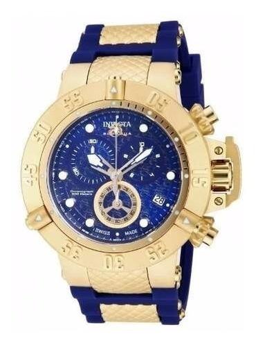 relógio invicta 15800 subaqua noma 3 original garantia