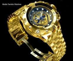 e8e81a28487 Relógio Invicta 16804 Reserve Venom Hybrid Gold 5040f - R  399
