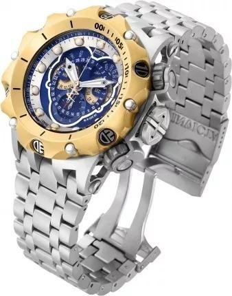 relógio invicta 16808 reserve venom hybrid 54mm original