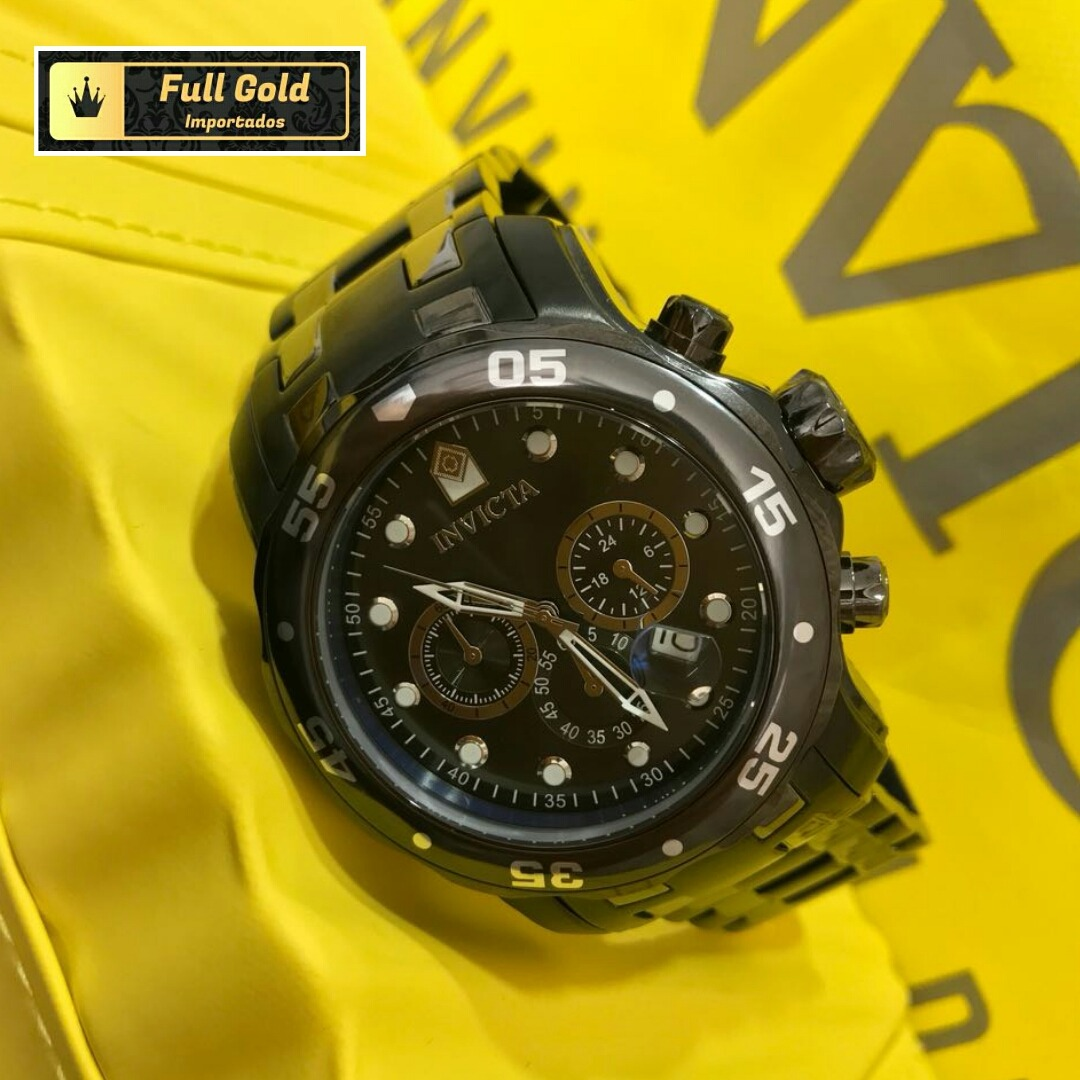 361348ab652 Relógio Invicta 17085 Pro Diver - Aqui É Original De Verdade - R ...