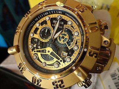 d91c3e70f3f Relógio Invicta 18526 Subaqua Skeleton Pulseira Preta Max01 - R ...
