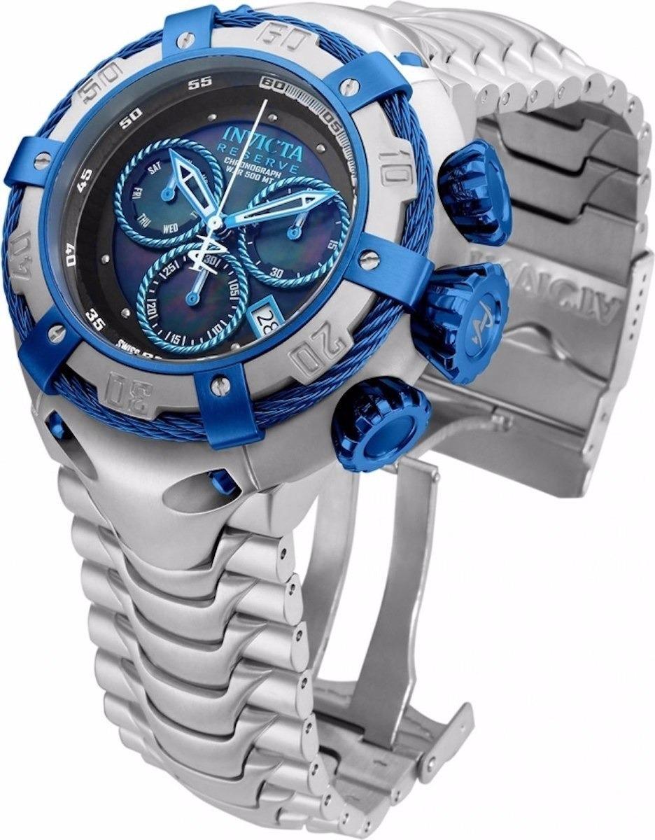 4a5115c2700 relógio invicta 21357 reserve thunderbolt - promocional tops. Carregando  zoom.