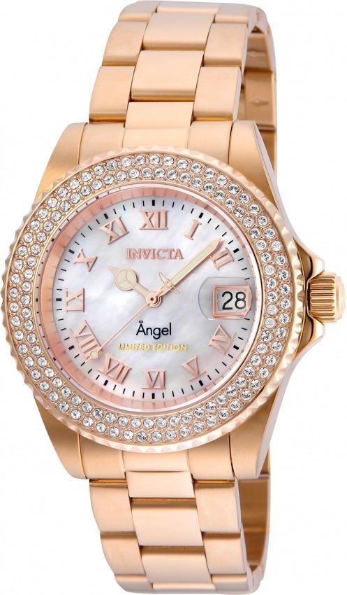 581e4977cba relógio invicta 24615 angel feminino. Carregando zoom.