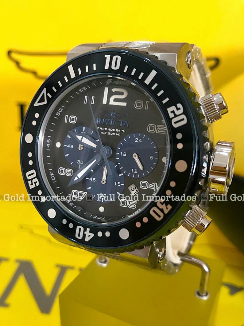 91977d36b39 Relógio Invicta 25074 Pro Diver - Lançamento Exclusivo - R  838