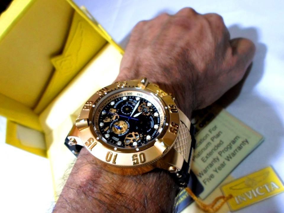 5580d0aa041 relógio invicta 5514 subaqua noma i i original - com caixa. Carregando zoom.