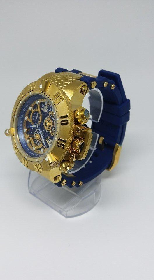 910588f6b4d relógio invicta 5514 subaqua noma ii preto original frete gr. Carregando  zoom.