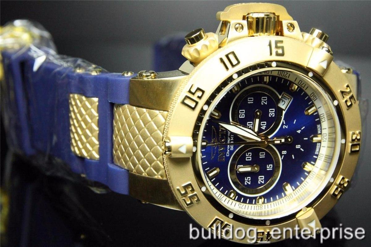 0e5b72626e6 Relógio Invicta 5515 Subaqua Noma 3 Original Em Até 12x. - R  584
