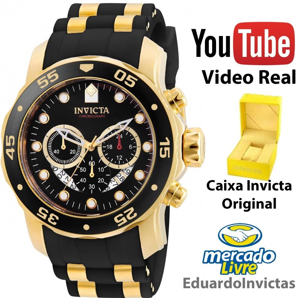 bde99d31c35 Relógio Invicta 6981 Pro Diver Masculino Original + Nf - R  599