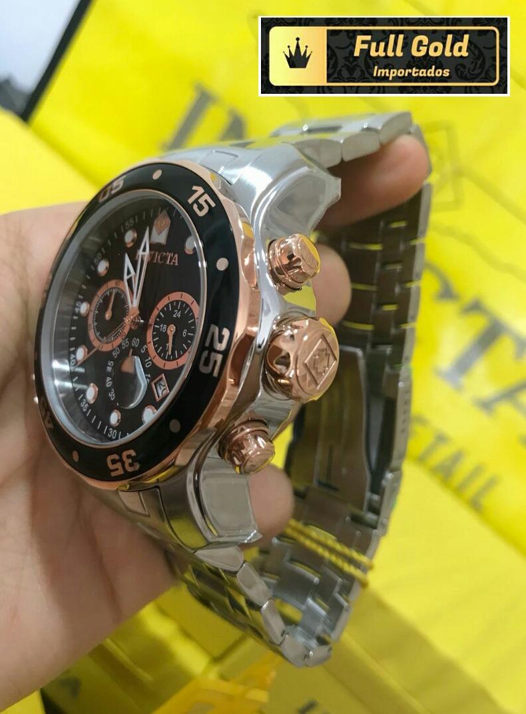 e5e26eaced4 Relógio Invicta 80036 Pro Diver - Aqui É Original De Verdade - R ...