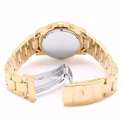 ec603f6a3a3 Relógio Invicta Angel - 11770 Dourado Feminino - R  749
