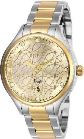 relógio invicta angel 27435