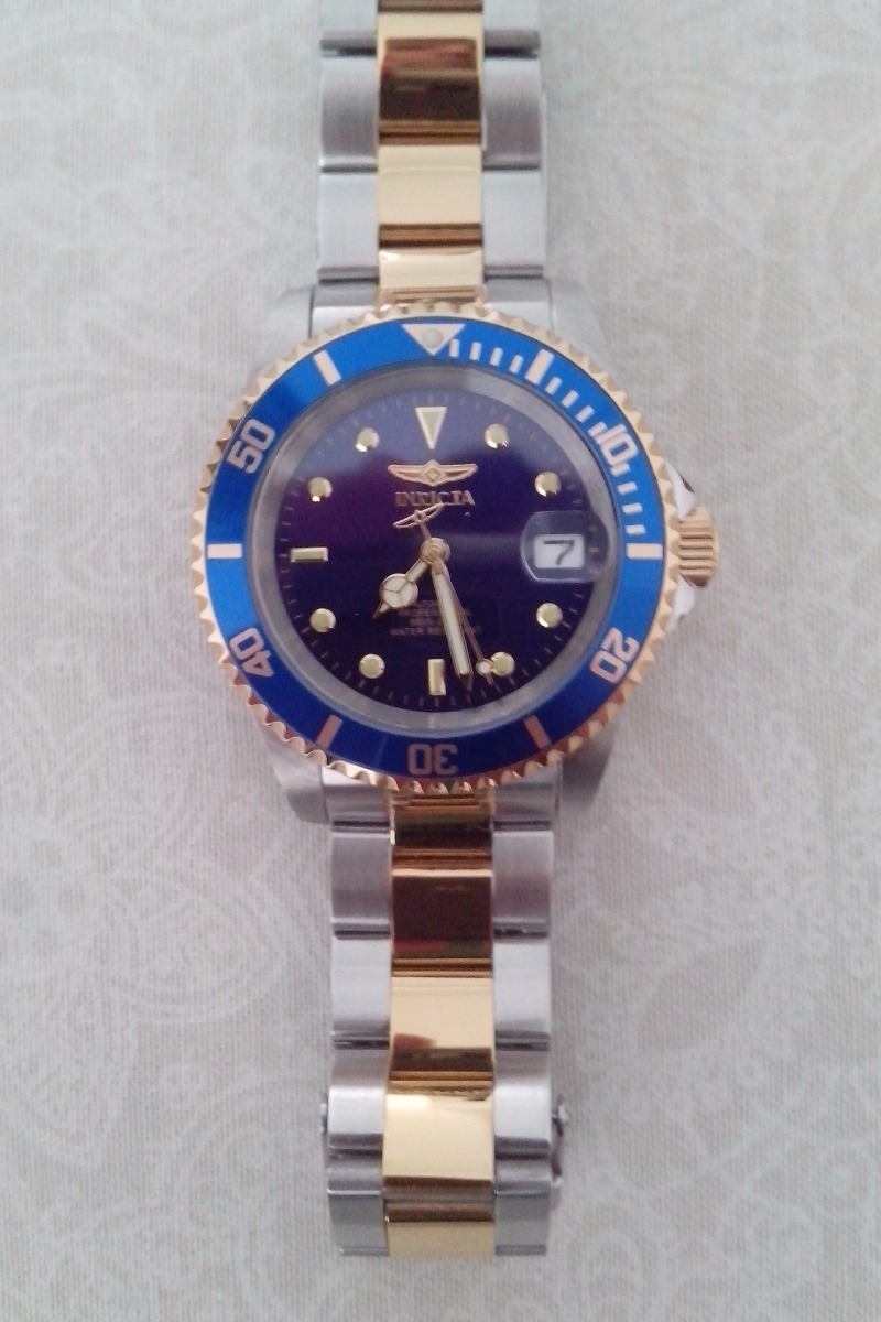 7c20b0c24d1 Relógio Invicta Automático