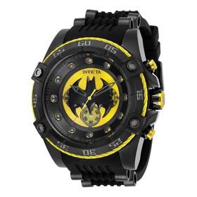 Relogio Invicta Batman Dc Edição Limitada 29122