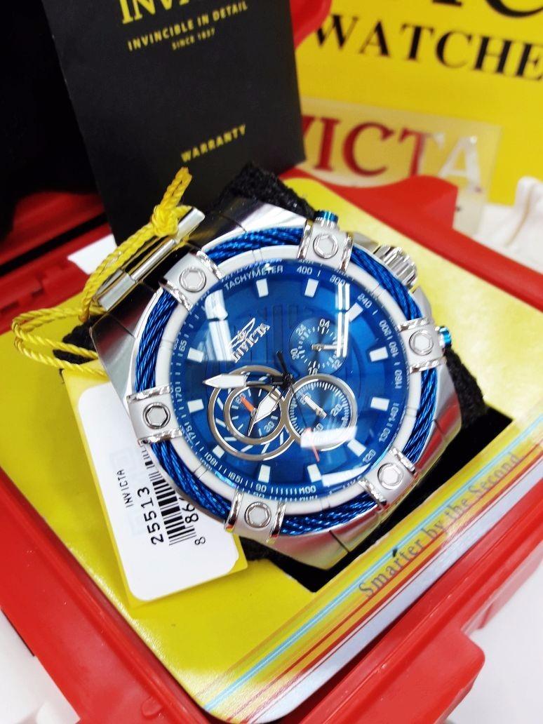 e5f99ed835e relógio invicta bolt 25513 original. Carregando zoom.