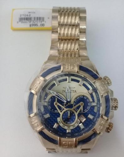 relógio invicta bolt 27062 japão movt de pronta entrega