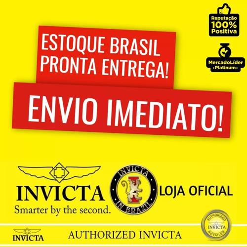 3a1bc5a4018 Relógio Invicta Bolt Vortex 27268 Banhado Ouro Original - R  1.498 ...