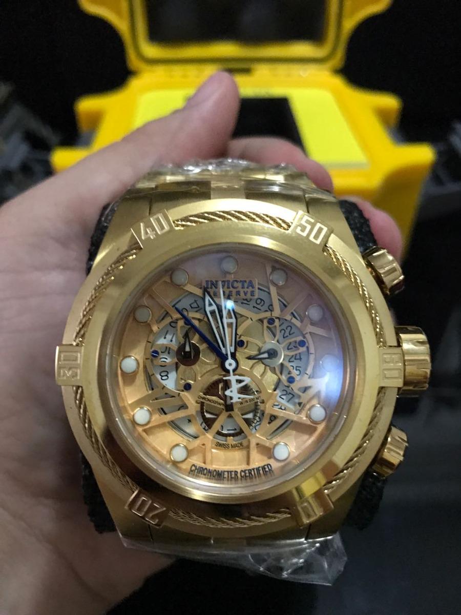 8fd2ae45439 Relógio Invicta Bolt Zeus Original Com Caixa E Certificados - R  999 ...