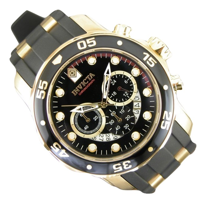 f5b47d35139 Relógio Invicta Cronografo Pro Diver Ref 6981 100% Original - R  699 ...