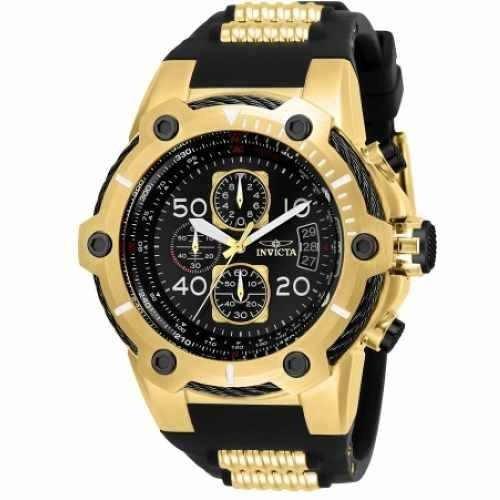 relógio invicta elite diamond 25468 masculino