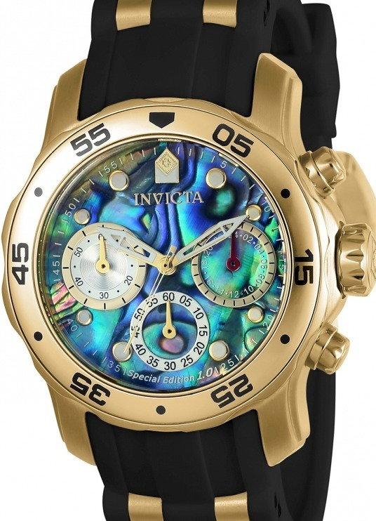 5cfc4cc06ab Relógio Invicta Feminino - 24830 Pro Diver - R  729