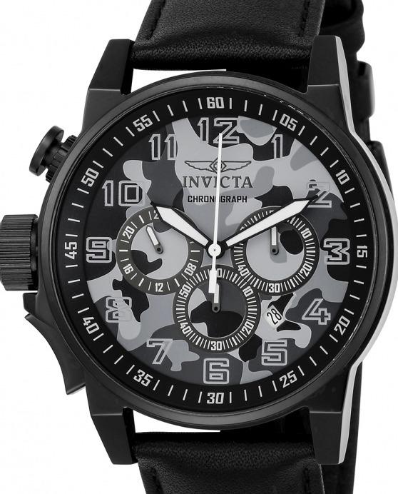 74b640a7f63 Relógio Invicta I-force - 20542 Preto Masculino - R  799